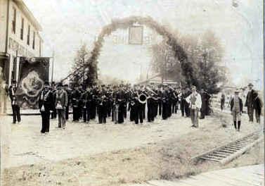 Orangemen's Parade  OHS #35