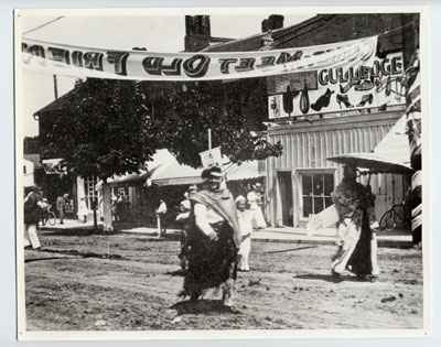 Calithumpian Parade  OHS #64