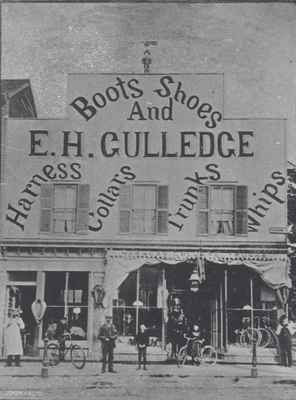 Gulledge's store  OHS #75