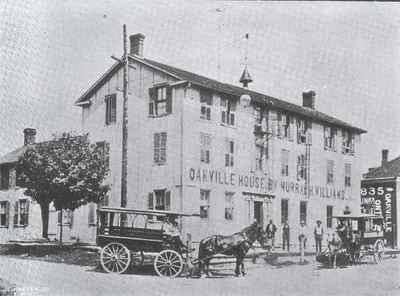 Oakville House Hotel  OHS #106