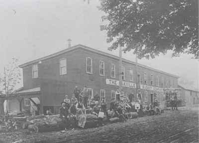 Oakville Basket Company  OHS #132