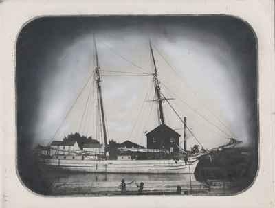 Schooner 'Britannia'  OHS #133