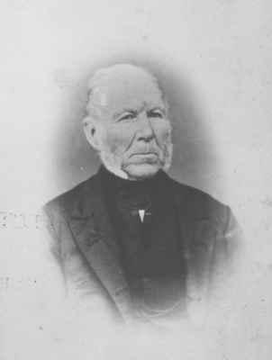 Justus W. Williams (1798-1875) OHS #140
