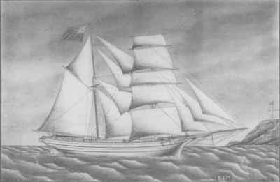 Schooner 'Sea Gull'  OHS #156