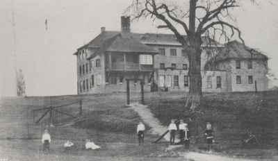 Appleby School  OHS #196