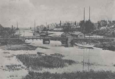 Oakville Harbour  OHS # 199