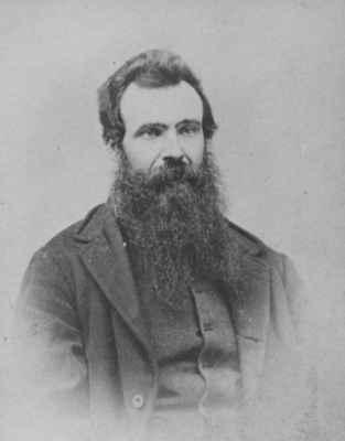 Captain Duncan Chisholm (1824-1888) OHS #403
