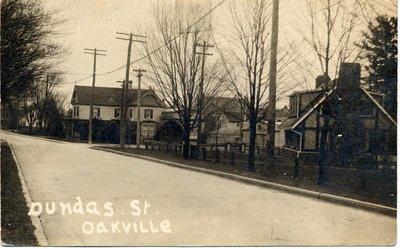 Dundas St., Oakville