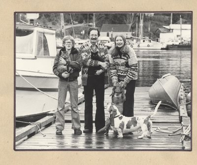 Banting Family Photo