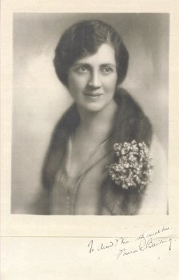 Marian Robertson Banting