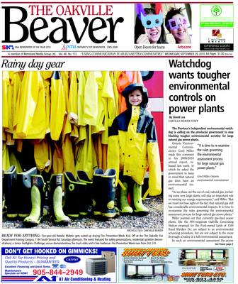 Oakville Beaver, 29 Sep 2010