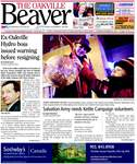 Oakville Beaver25 Nov 2010