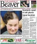 Oakville Beaver29 Apr 2011