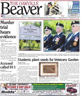 Oakville Beaver, 17 Jun 2011