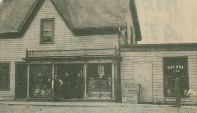The Bronte Post Office