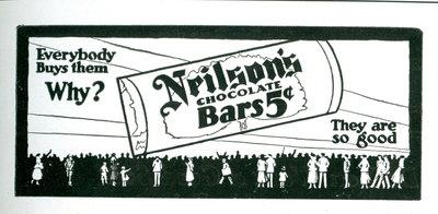Neilson's advertisement