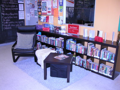 Teen Book Depot, courtesy of OPL
