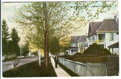 Postcard from Lambeth, ON