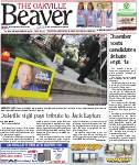 Oakville Beaver31 Aug 2011