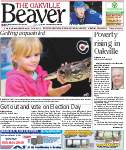 Oakville Beaver5 Oct 2011