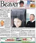 Oakville Beaver3 Nov 2011