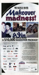 """""""Special 24 page Supplement! Makeover Madness., page E1"""
