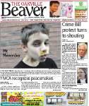 Oakville Beaver30 Nov 2011