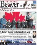 Oakville Beaver11 Nov 2011