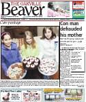 Oakville Beaver1 Feb 2012