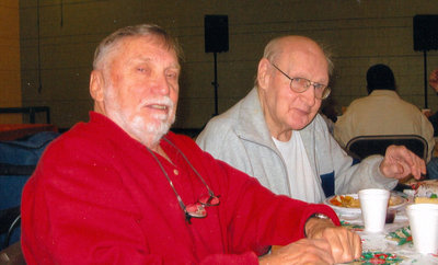 "Doug Hines & Bob McKay, Courtesy of the ""Strokers Club"""