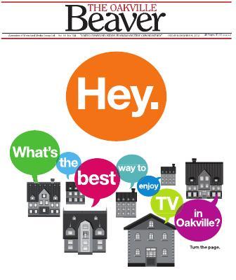 Oakville Beaver, 9 Nov 2012