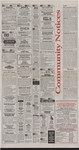 Classifieds, page B 4