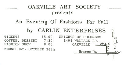 """""""An Evening of Fashion"""""""