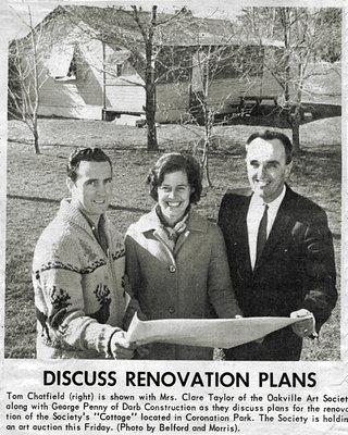 """Renovation Plans"""