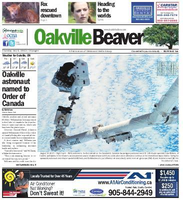Oakville Beaver, 4 Jul 2013
