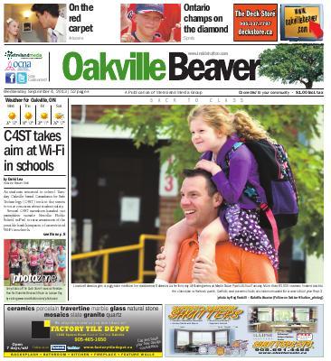 Oakville Beaver, 4 Sep 2013