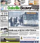 Oakville Beaver18 Dec 2013