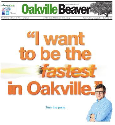 Oakville Beaver, 5 Feb 2014