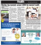 Hockey tournament raises $30k for mental health