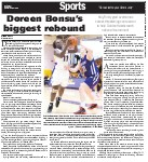 Doreen Bonsu's biggest rebound