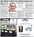 Glen Abbey resident has entered mayoral race