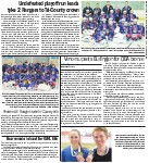 Undefeated playoff run leads tyke 2 Rangers to Tri-County crown