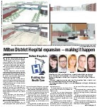 Milton District Hospital expansion - making it happen: Fundraising target is now in development stage