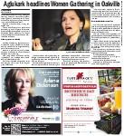 Aglukark headlines Women Gathering in Oakville