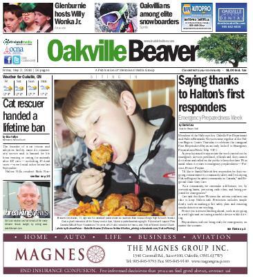 Oakville Beaver, 2 May 2014