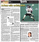 A-Buzz with anticipation: Oakville's junior B lacrosse team features plenty of returnees