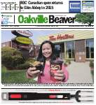 Oakville Beaver16 May 2014