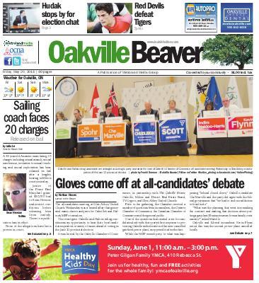 Oakville Beaver, 30 May 2014