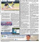 Garth Webb bats silenced in Tier 2 baseball final