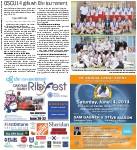 OSC U14 girls win Erie tournament; Sports Briefs